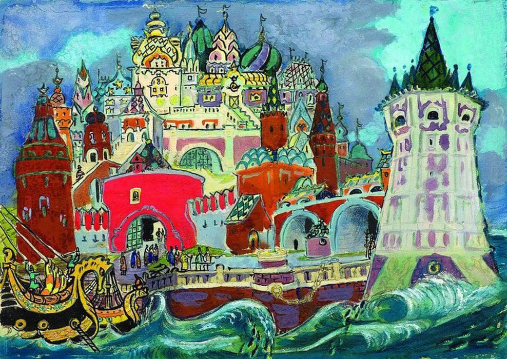 картинки острова буяна из сказки о царе салтане как поставить общий