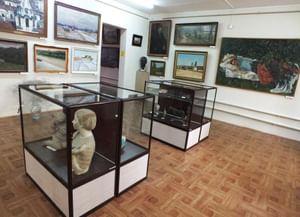 Выставочный зал «Пухляковская картинная галерея»