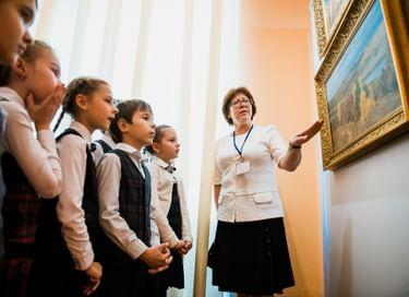 Музейная программа «Времена года»