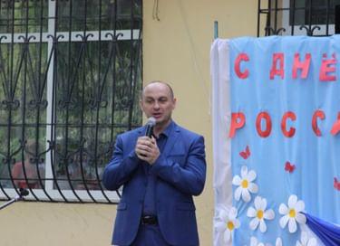 Встреча с главным редактором газеты «Крым. Вперед»