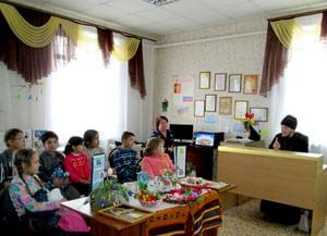 Модельная библиотека Новосолдатского сельского поселения
