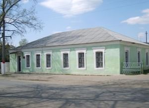 Детская библиотека КДЦ «Слобода»