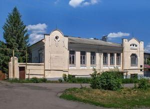 Детская библиотека-филиал № 1 с. Нижнедевицк
