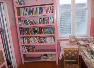 Октябрьская библиотека