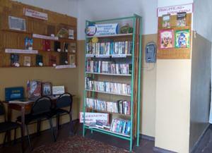 Чайкинская сельская библиотека-филиал № 42