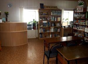 Шумашская сельская библиотека