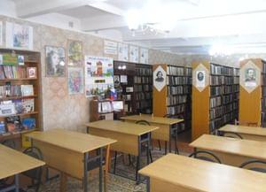 Школьненская поселковая библиотека-филиал № 18