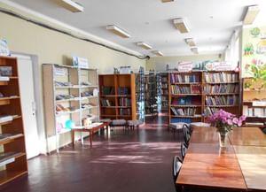 Молодежненская поселковая библиотека-филиал № 1