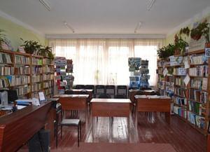 Широковская сельская библиотека-филиал № 17