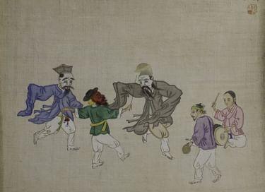Лекция «Пять веков чосонской живописи (XV–XIX вв.): направления, жанры, стили»