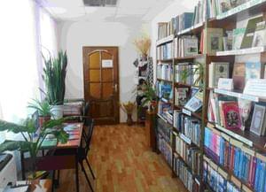 Тресоруковская сельская библиотека