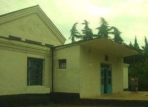 Рыбачьевская сельская библиотека