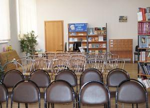 Заборьевская сельская библиотека