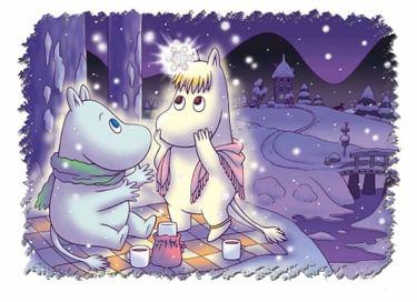 Спектакль «Муми-тролли и Новый год»