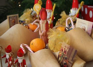 Встреча «Предрождественский праздник святого Николауса»
