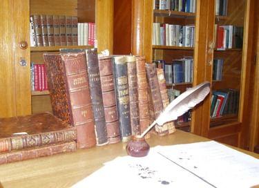 Программа «Книжные редкости из библиотечного шкафа»