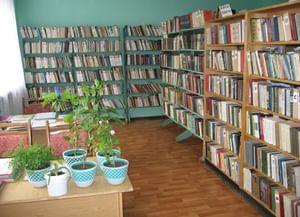 Першинский библиотечный филиал № 16