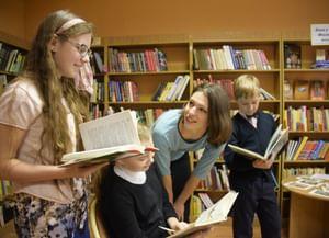 Верхнетуровский библиотечный филиал № 3