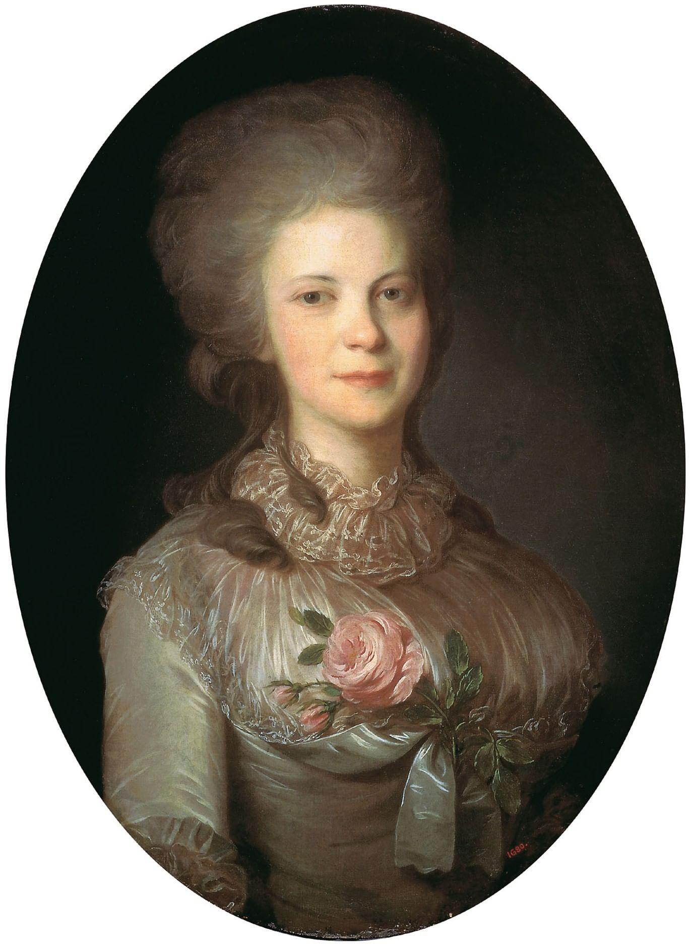 Самые красивые Варвары в русских портретах. Галерея 1