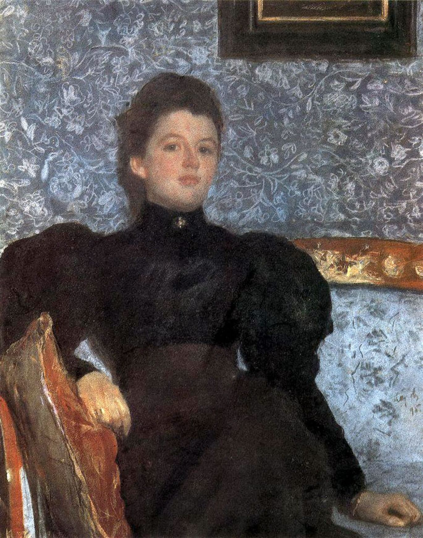 Самые красивые Варвары в русских портретах. Галерея 5