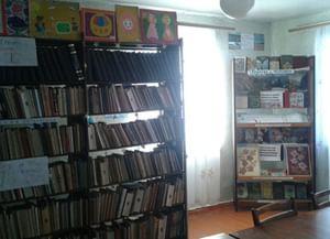 Орловская поселенческая библиотека