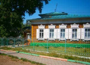 Кабанский краеведческий музей им. М. А. Лукьянова