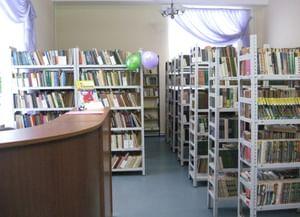 Городская библиотека-филиал № 48 г. Зеленодольска
