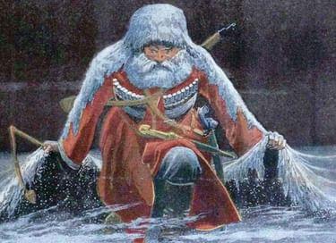 Квест «Генерал Мороз»
