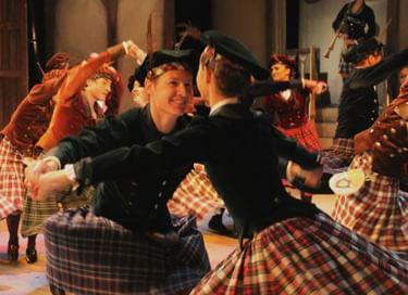 Праздник «Вечер с шотландским акцентом»