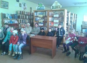 Дубровская библиотека-филиал