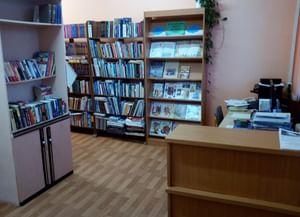 Перегрёбинская сельская библиотека