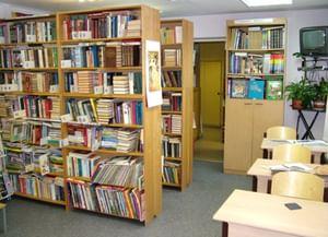 Сельская библиотека с. Солонцы