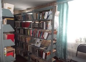 Полковская сельская библиотека