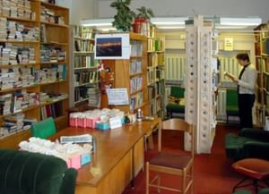 Библиотека с. Никольское 1-е