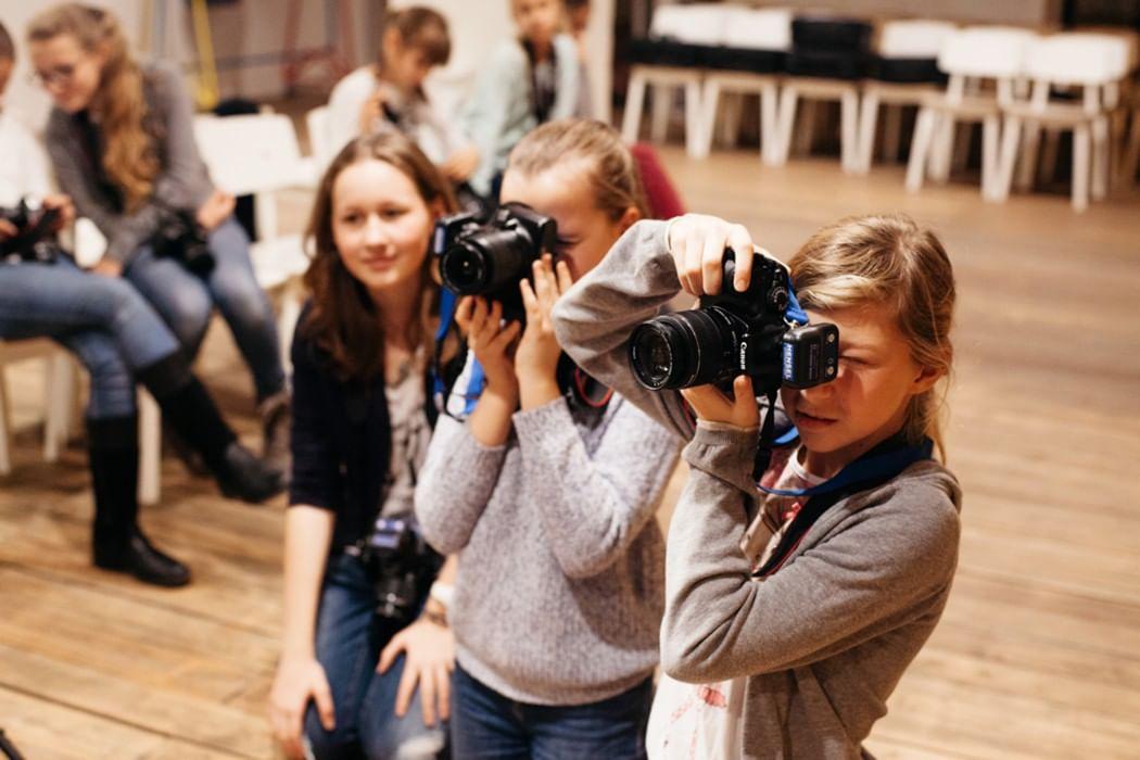 Экспресс курсы фотографии спб