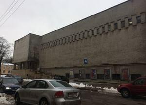 Главное здание Псковского музея