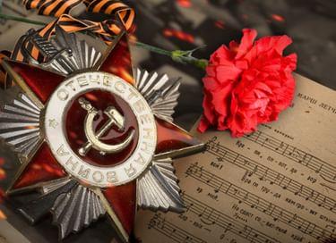 Выставка «Новоусманцы на защите Отечества»