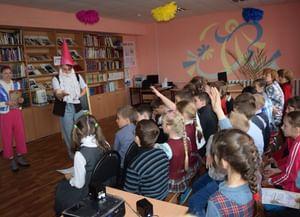 Берёзовская сельская библиотека-филиал
