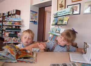 Шатовская сельская библиотека-филиал