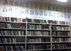 Мрясовская сельская библиотека