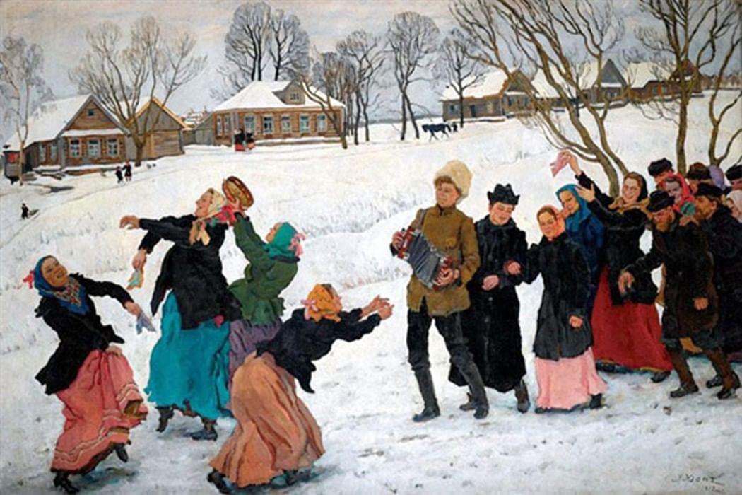 Программа «Рождественская вечерка» 2017, Торжок — дата и место ...