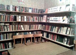 Шевцовская сельская библиотека