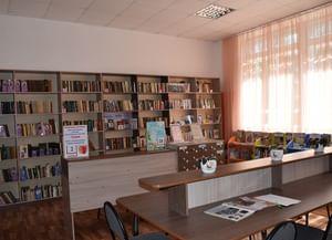 Мотовиловская сельская библиотека-филиал
