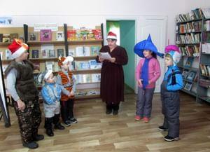 Модельная библиотека с. Бутырки