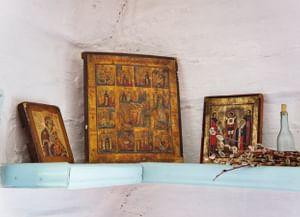 Православная традиция освящения и защиты жилища в русских семьях конца XX - начала XXI века
