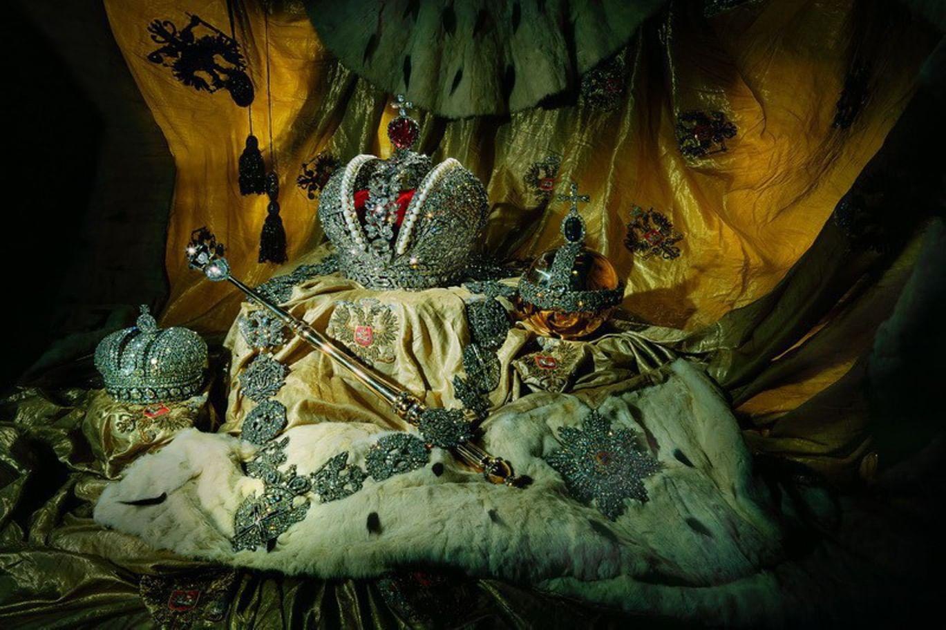Драгоценности императриц от Рокотова до Кустодиева. Галерея 1. Екатерина Великая