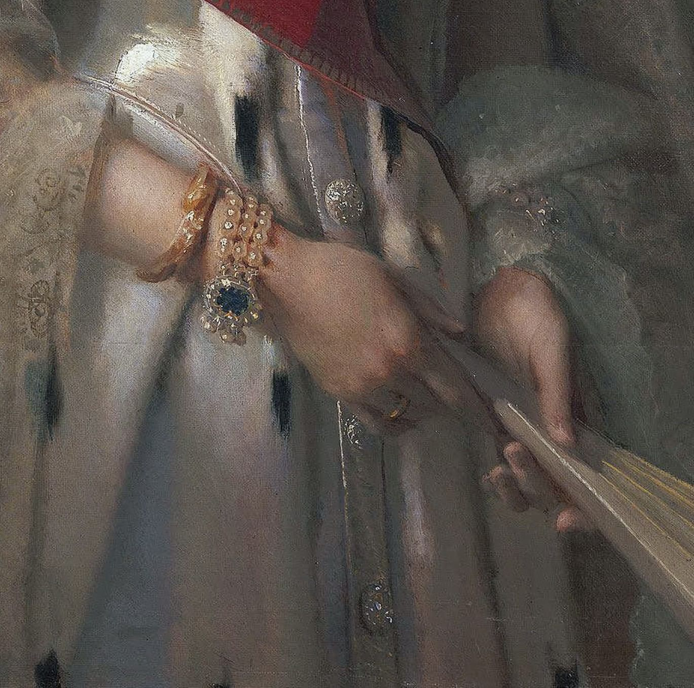 Драгоценности императриц от Рокотова до Кустодиева. Галерея 3. Мария Федоровна