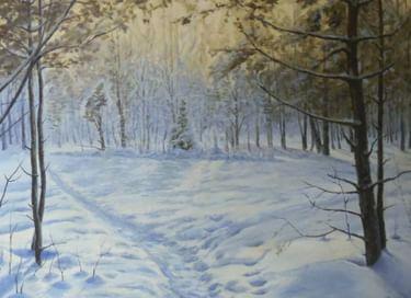 Выставка «Зимушка-зима»