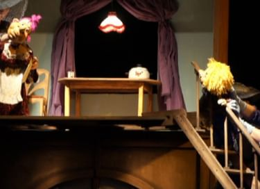 Спектакль «Малыш и Карлсон, который живет на крыше...»