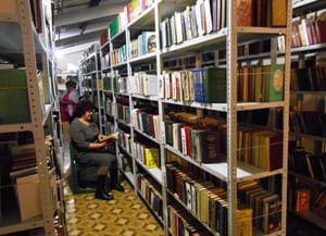 Воробьёвская районная библиотека